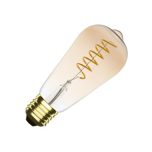Bombilla led E27 A60 12/24V 6W